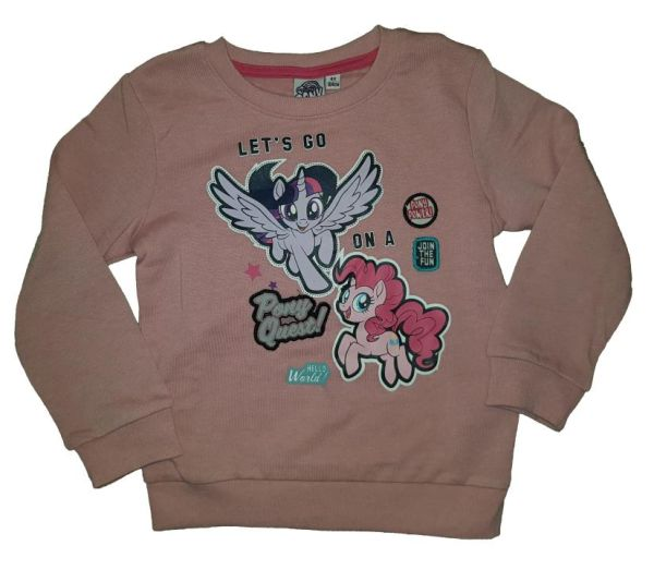 Pony Quest Pullover (My little Pony / Rosa)