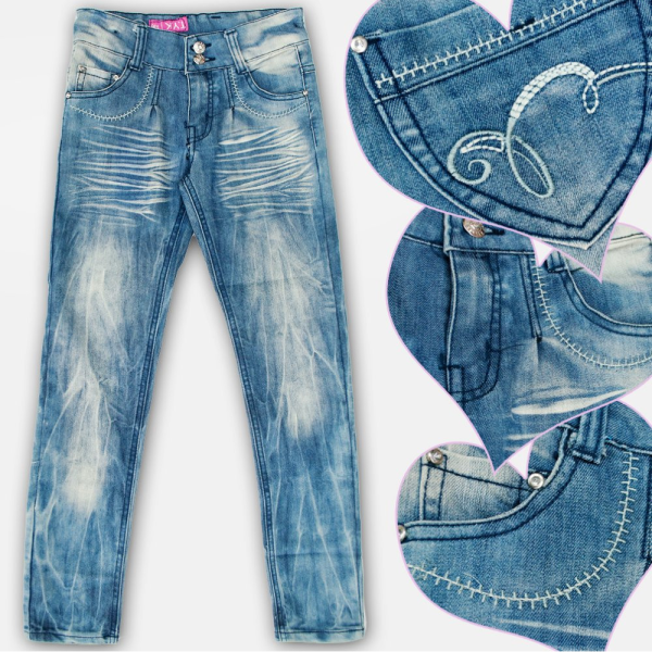 Denim Girls leichte Jeans